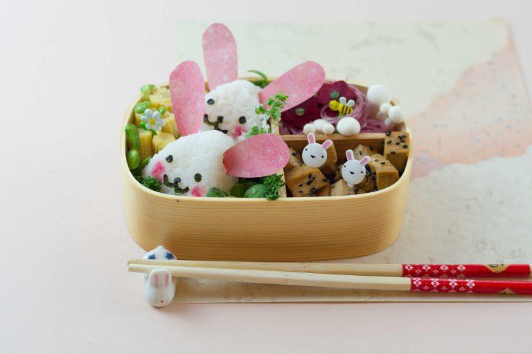 בנטו ארנבות ליום האהבה